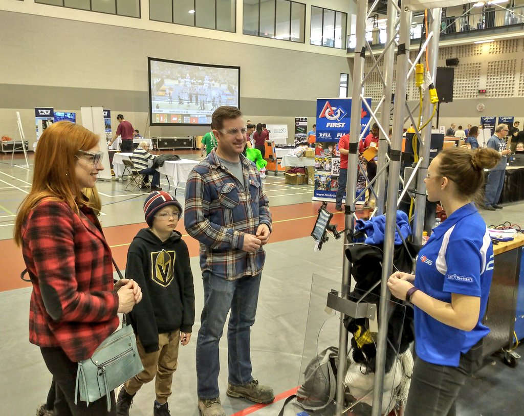 Canada's Largest High School Robotics Competition