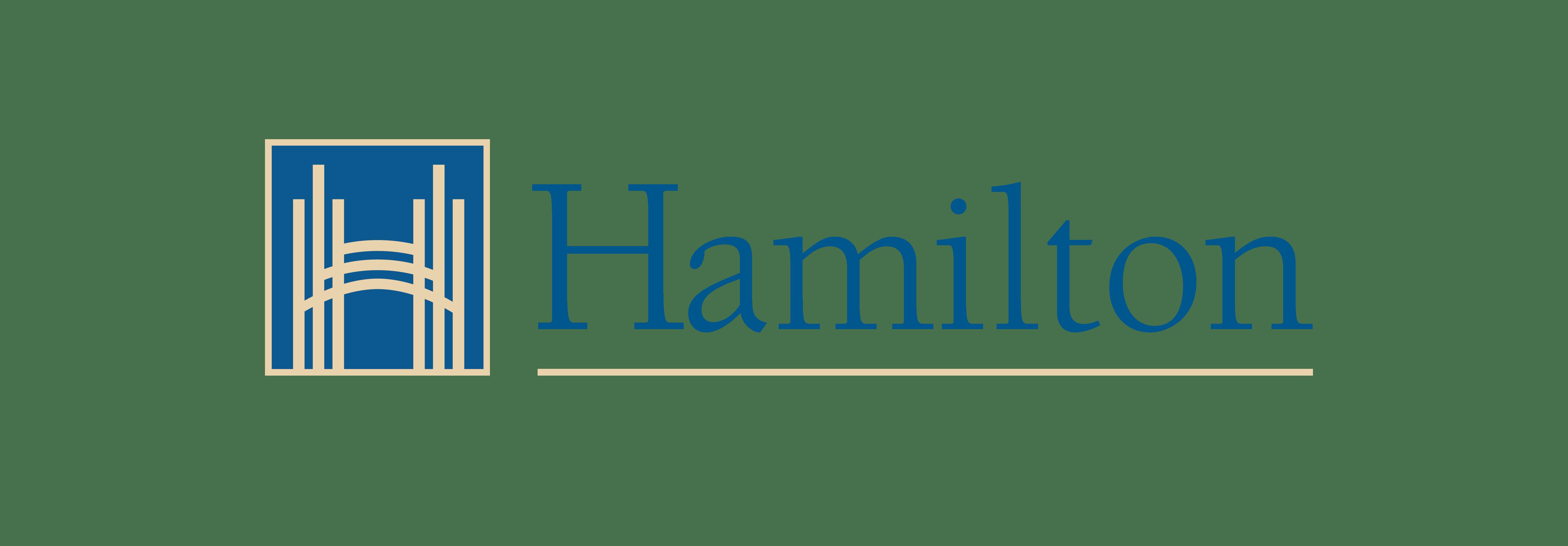 Hamilton horizontal logo ward 8 John-Paul Danko