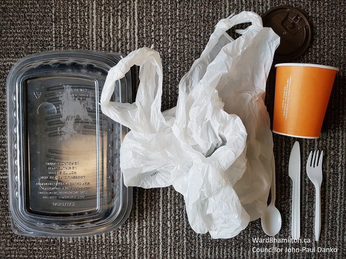 City considering price increase on single-use plastics to encourage more recycling