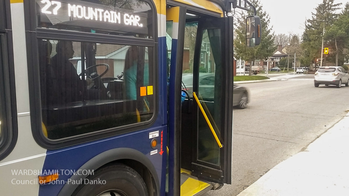 $8.5 Million Application for A-Line Transit Improvements on Upper James to Waterfront