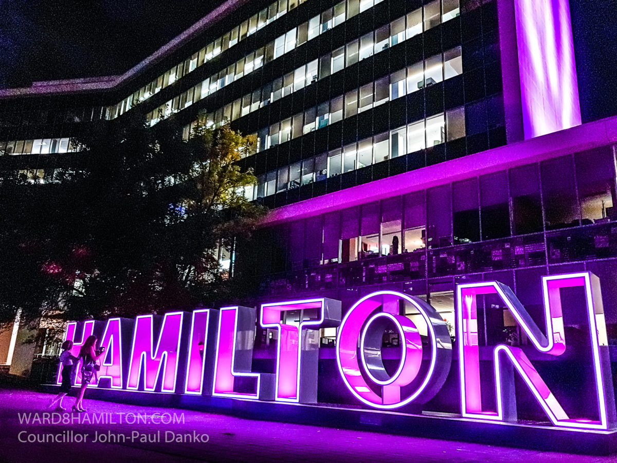 April 27: Updates from the City of Hamilton