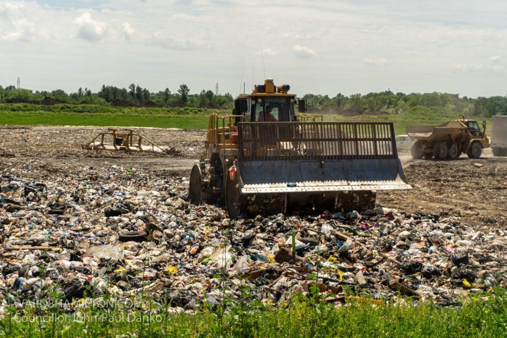 City of Hamilton Glanbrook Landfill
