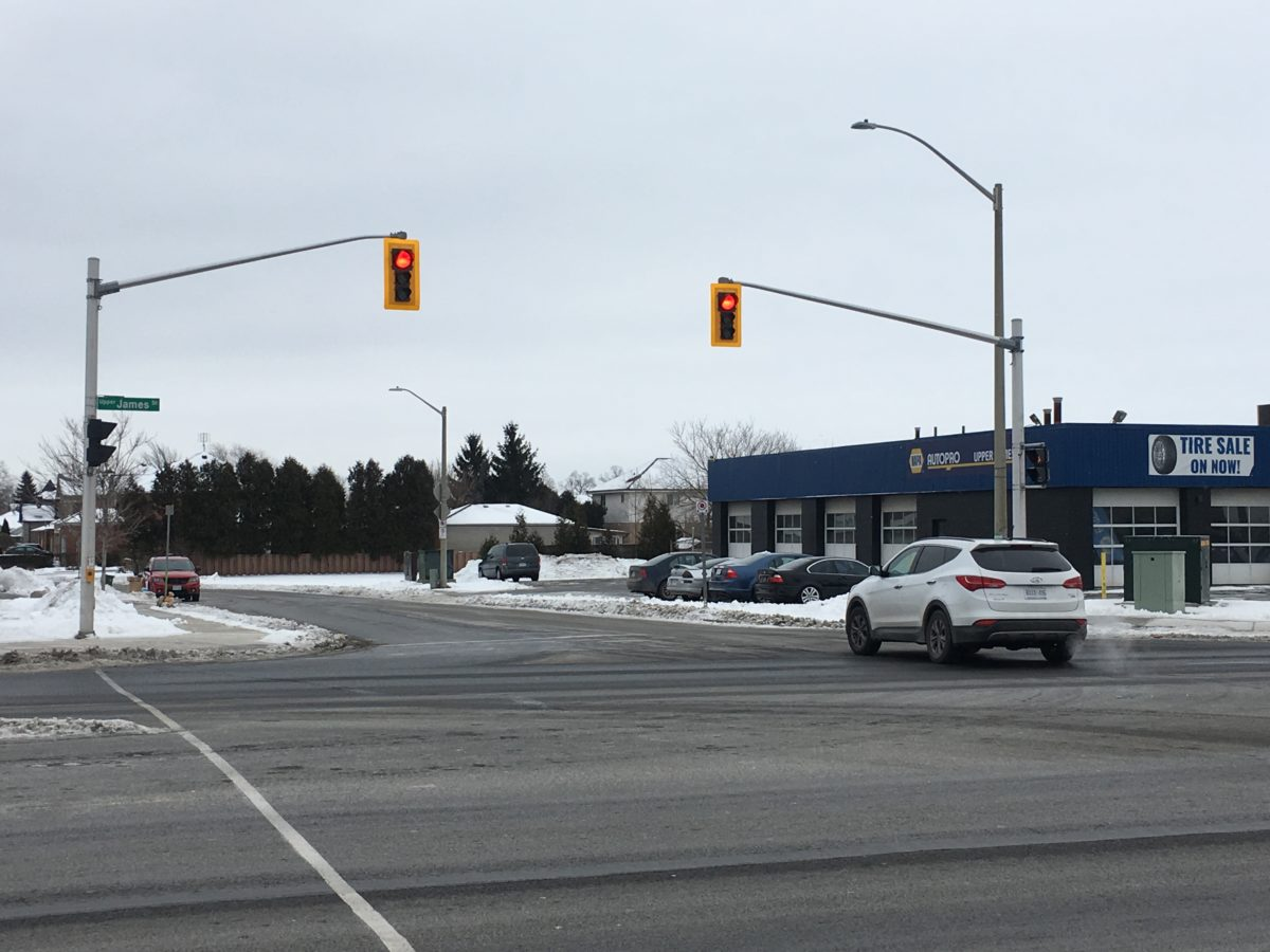 New Traffic Signals a Welcome Addition on Blossom Lane
