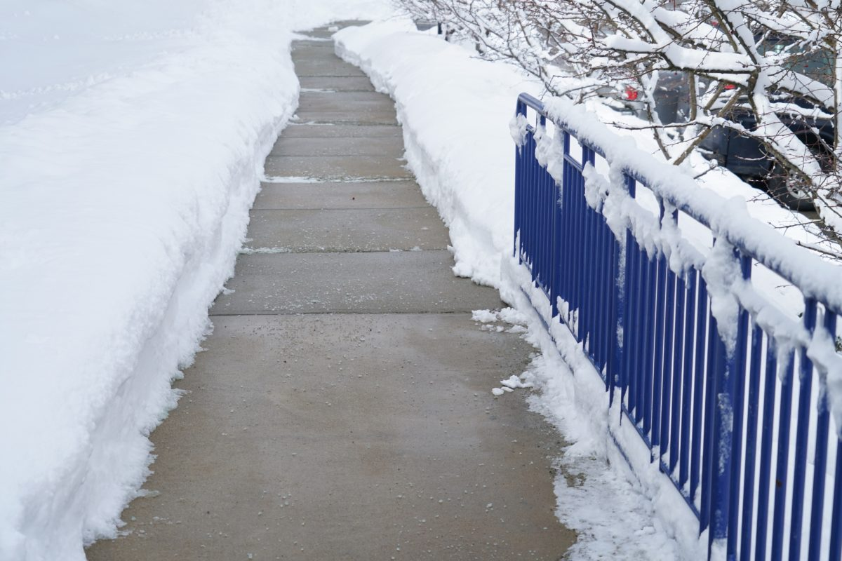 City launching Sidewalk Snow Clearing Survey