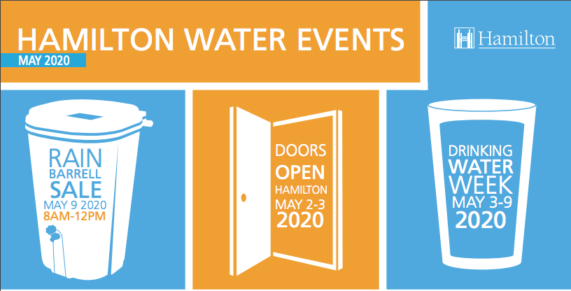 Upcoming Hamilton Water Events