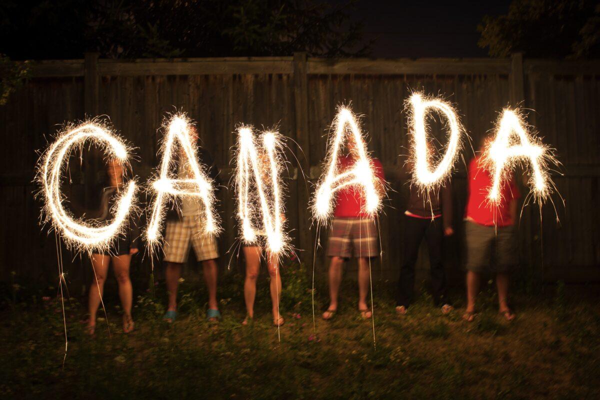 Canada Day Celebration 2020