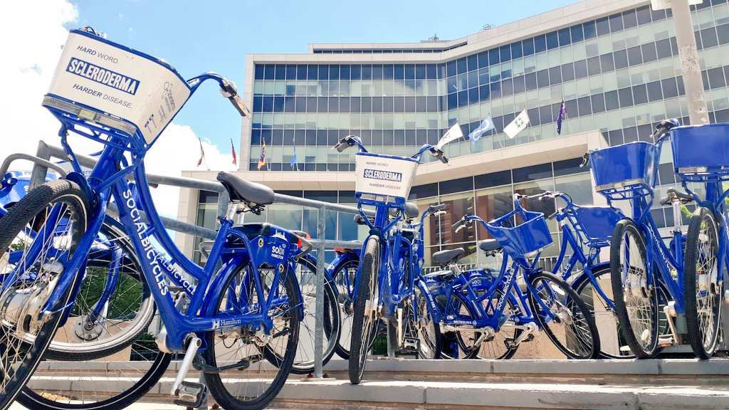Hamilton Bike Share is back in operation