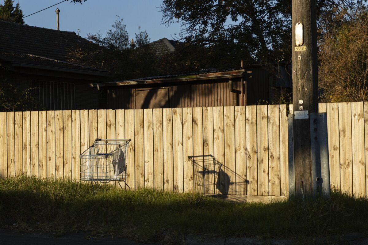 Shopping carts a plague for Bonnington neighbourhood