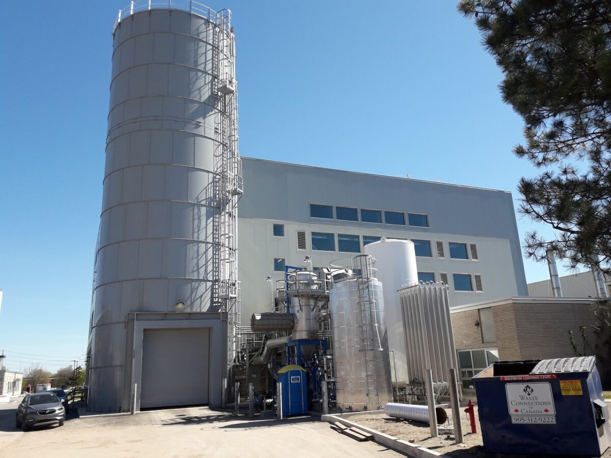 City and Federal Gov't announce substantial completion of the Biosolid Management Project