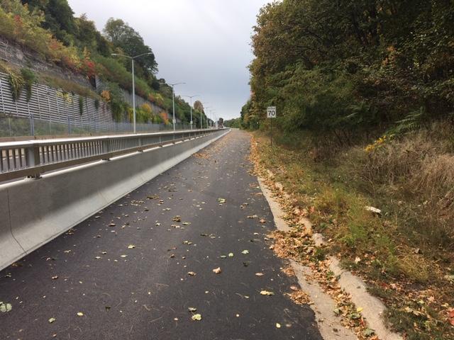 Claremont Access & Keddy Trail Update