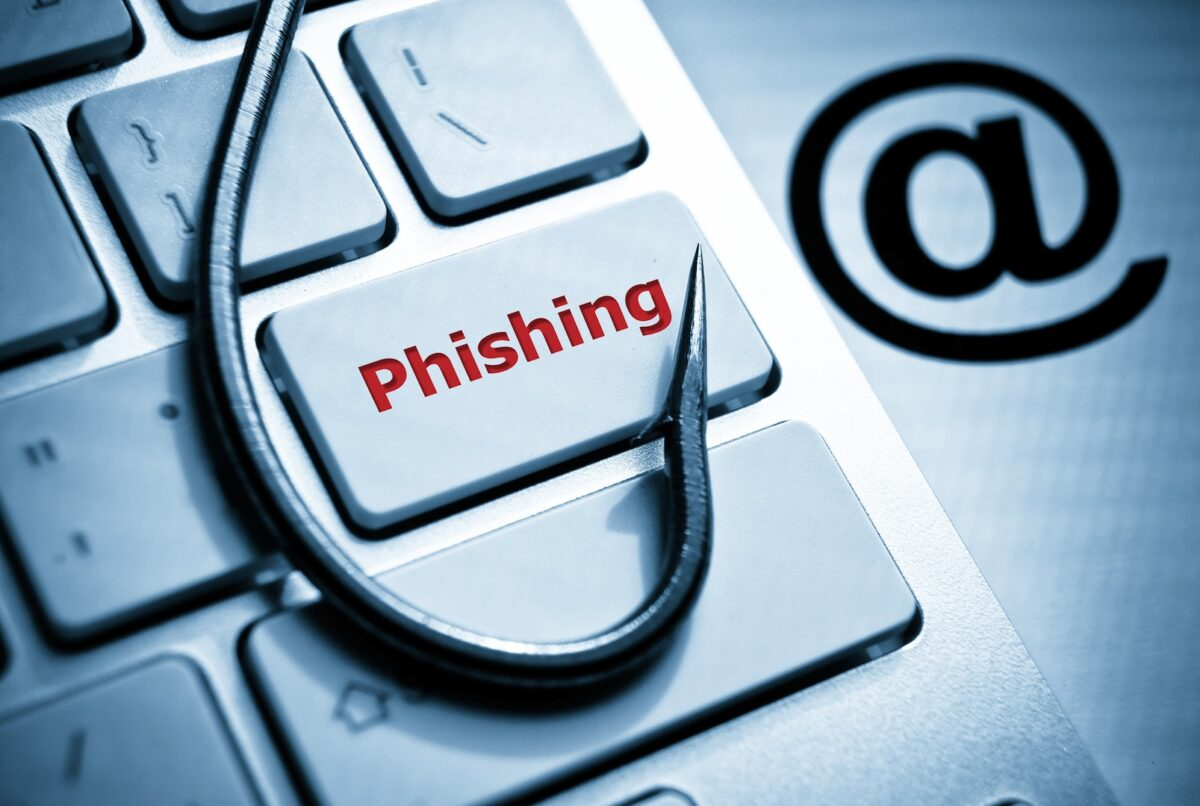 Public Health warning residents about phishing scam