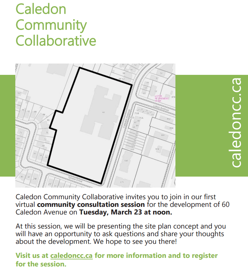 Caledon Community Collaborative holds 2nd information session