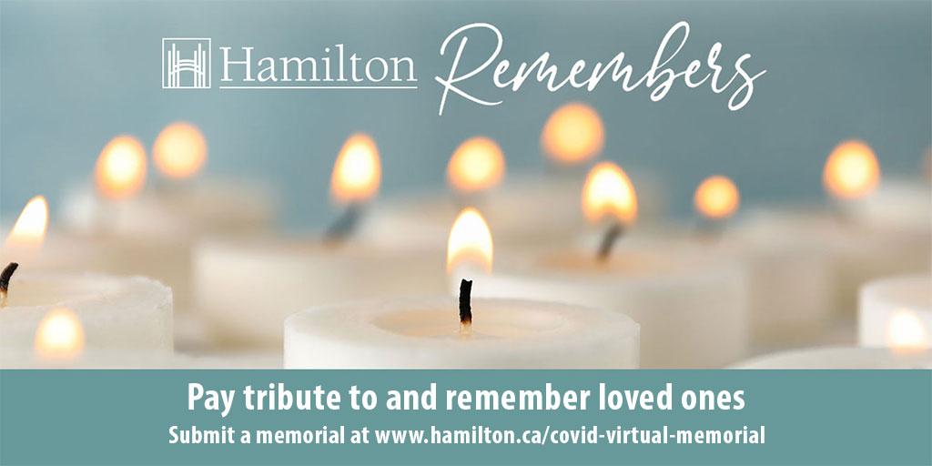 Hamilton Remembers