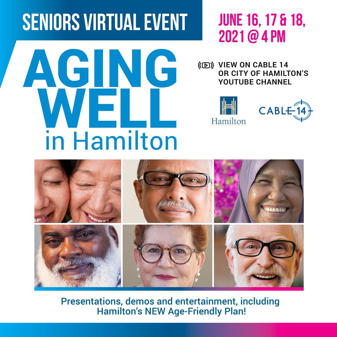 Hamilton celebrates Seniors Month