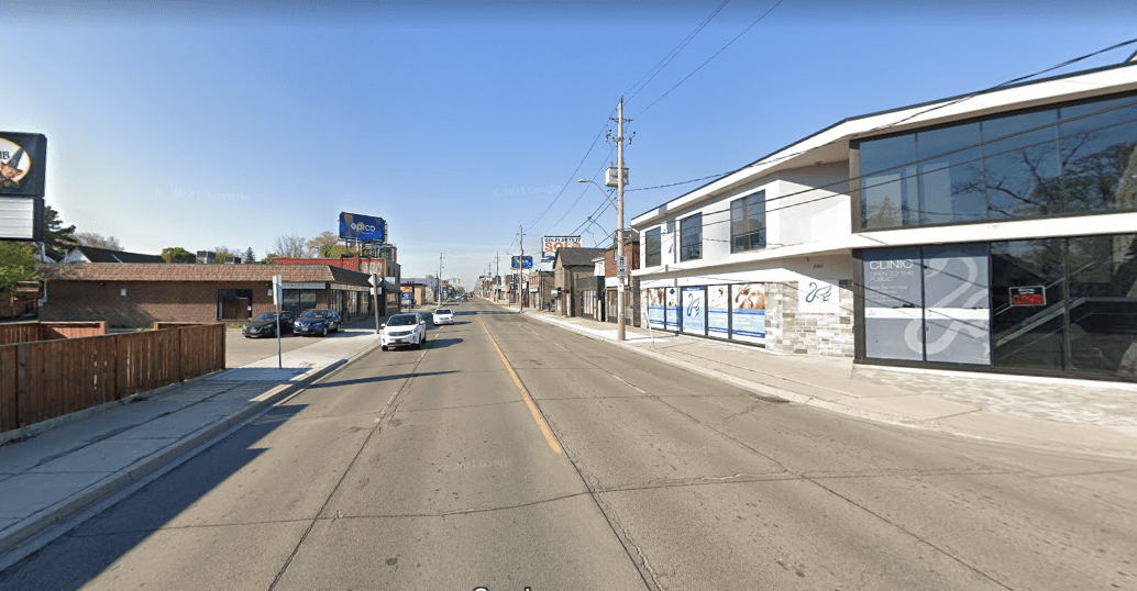 Upper James Street to get floral planters for pedestrian-friendly roadway project