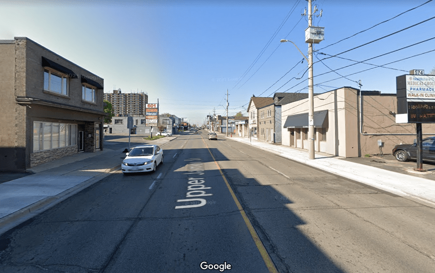 Floral planters to be added along section of Upper James St.